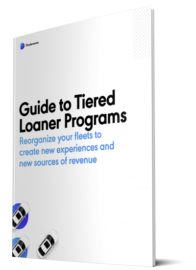 Click to download Dealerware's Guide to Tiered Loaner Programs